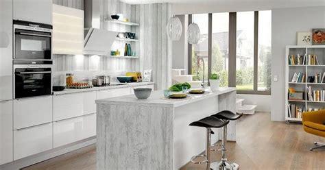 cuisine en l avec ilot emejing cuisine en l avec ilot et fenetre gallery design