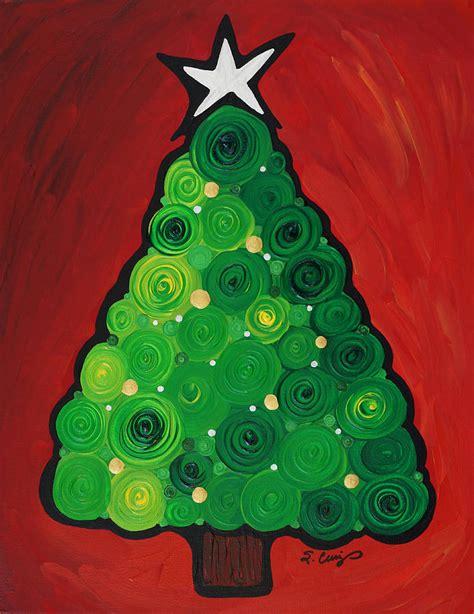 christmas tree twinkle by sharon cummings