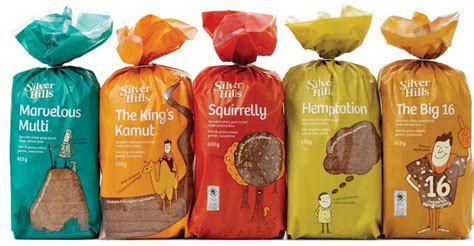 8 Creative Bread Packaging   1 Design Per Day