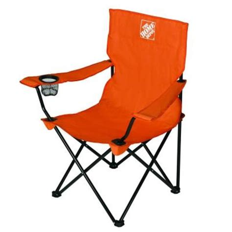home depot folding cing chairs the home depot thd logo folding bag chair 5600097 the