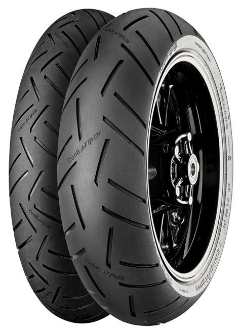 continental reifen motorrad continental motorradreifen tires contisportattack 3
