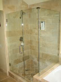 bathroom showers ideas pictures some things to consider when selecting frameless shower doors