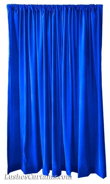 royal blue drapes curtains 25 best ideas about royal blue curtains on