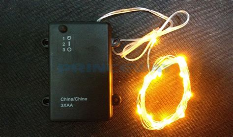 battery operated string lights with timer 3m 30leds golden led wire string light timer battery