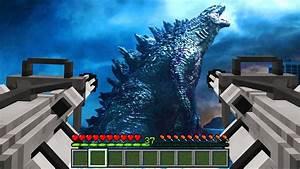 Realistic Godzilla