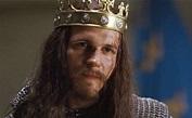 Gustav Skarsgård as King Knut Eriksson | Gustav, Crown ...