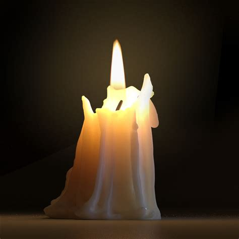 Wax For Candle by Candle Modeled Light
