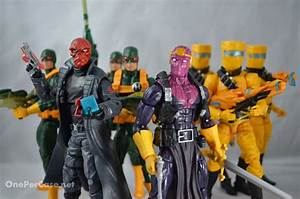 One Per Case: Marvel Legends Infinite Series - Soldiers of ...