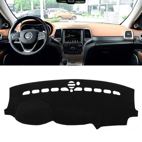 jeep grand cherokee dashboard fit for 11 17 jeep grand cherokee dashboard cover dashmat
