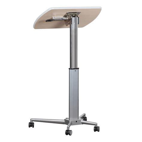 uplift desk won t go up pneumatic height adjustable desk height adjustable mobile