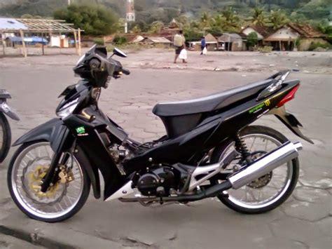 Modifikasi Motor Supra X 125 by 87 Modifikasi Motor Honda Supra X 125 Jadi Trail