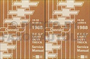 1977 Chevy Truck Blazer Suburban Service Set Oem Service And The Wiring Diagrams