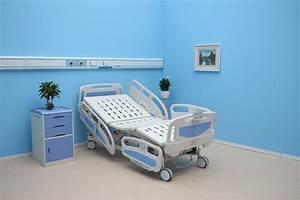Full Electric Vs Manual Crank Hospital Beds Feature