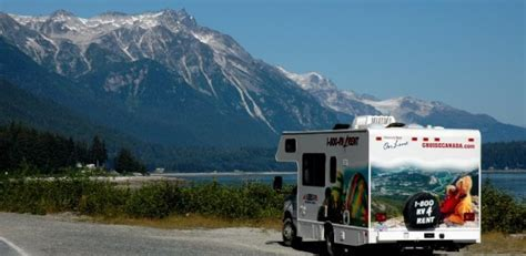 Canada Motorhome Rental   Compare RV Rentals & Campervan Hire