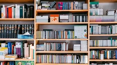 Books Bookcase Bookshelf Bookstore Cds Desktop Backgrounds
