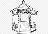 Pavilion sketch template