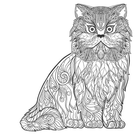 Jangan lupa simak juga gambar terbaru dari kami 94 mewarnai sketsa gambar tebu terbaru. Sketsa Mewarnai Kucing Anggora • BELAJARMEWARNAI.info
