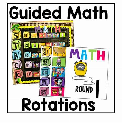 Math Rotation Guided Board Stations Rotations Groups
