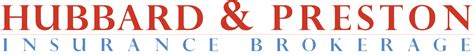 claims hubbard preston insurance brokerage