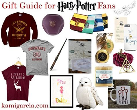 best gifts for harry potter fans kami garcia 39 s blog gift guide for harry potter fans