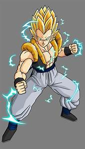 DRAGON BALL Z WALLPAPERS: Gogeta Super Saiyan 2