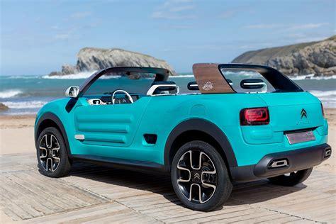 Citroen Cactus M Concept Car Channels The Mhari Buggy