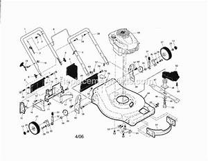 Craftsman 917 376054 Parts List And Diagram