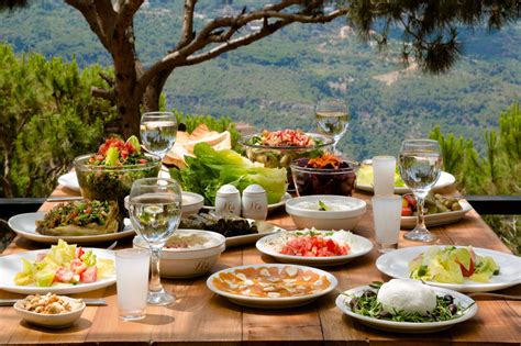 Best Lebanese 6 Of The Best Lebanese Restaurants In Lebanon Beirut