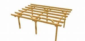 Holz Bauplan De : carport bauen holz ~ Frokenaadalensverden.com Haus und Dekorationen