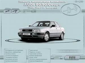 Download Free Audi 80 B3 Service Manual