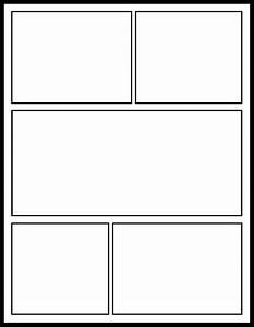 photoshop comic book template invitation template With comic book page template psd