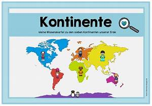 Weltkarte Kontinente Kinder : ideenreise blog ein bisschen material zu den kontinenten ~ A.2002-acura-tl-radio.info Haus und Dekorationen