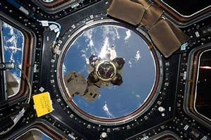 10 Awesome Images of the Space Station's Cupola » Universe ...