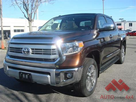 2015 Toyota Tundra 1794 Edition by 2015 Toyota Tundra 1794 Edition 4x4 Crew Max 5 7l Top Of