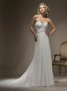 strapless sweetheart beach wedding dress ipunya With sweetheart strapless wedding dress