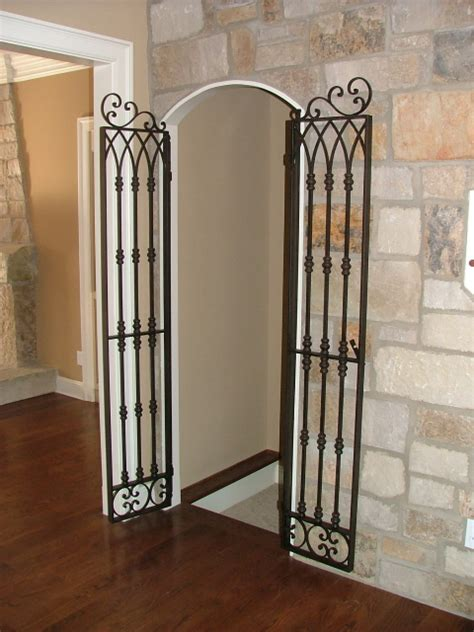 Interior Iron Doors by Interior Doors And Gates Finelli Ironworks