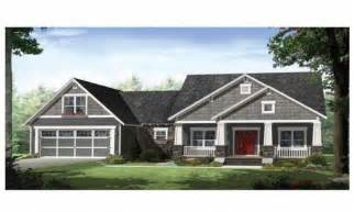 style home plans single craftsman style homes craftsman style ranch house plans with porches craftsman