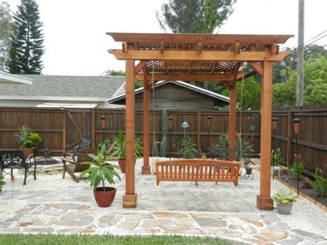 Garten Pergola Eine Idylle Im Freien Archzinenet