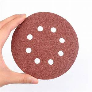 10x 125mm 5 U0026quot  Sanding Discs 40