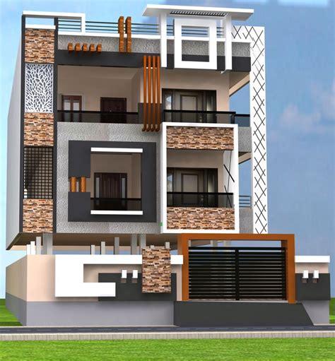 elevation small house elevation design modern house facades  storey house design