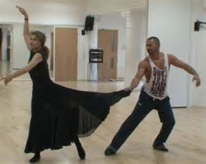 Strictly Come Dancing 2011: Nerves, gruelling rehearsals ...