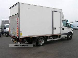 Fourgon Iveco : iveco iveco 65 c17 fourgon hayon 2005 box type delivery van photo and specs ~ Gottalentnigeria.com Avis de Voitures