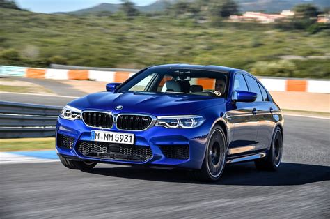 2018 bmw m5 first drive the king is dead long live the