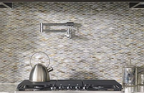 contemporary kitchen backsplashes trends in kitchen tiles point to more options more