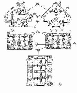 Dodge Challenger Plug  Cylinder Block  Mds Solenoid