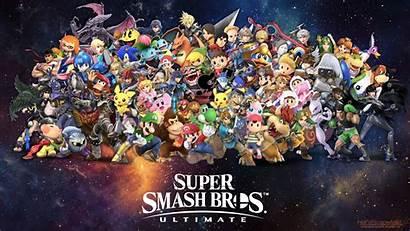Ultimate Wallpapers Smash Bros Smashbros Neat Reupload