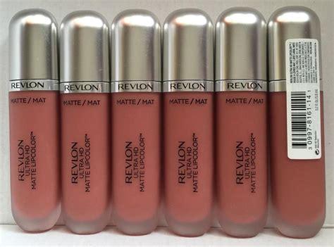 Harga Lipstik Matte Merk Revlon 16 warna lipstik revlon terbaik