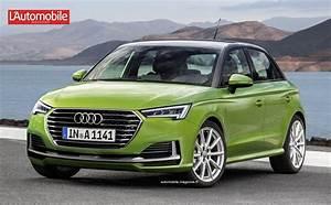 Audi Q4 Occasion : plus d 39 espace pour la prochaine a1 l 39 automobile magazine ~ Gottalentnigeria.com Avis de Voitures
