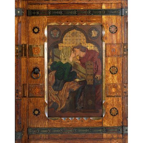 reproduction kitchen cabinets file dante gabriel rossetti king ren 233 s honeymoon 1882