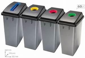Poubelle De Tri Selectif : poubelle tri selectif poubelle tri selectif xago beach ~ Farleysfitness.com Idées de Décoration